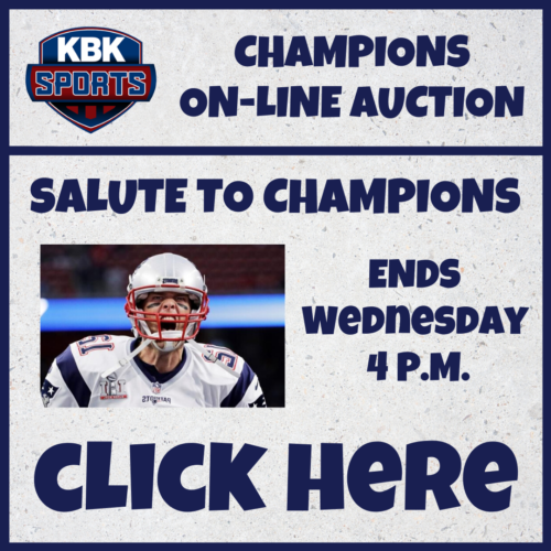 Salute to Champions On-Line Auction
